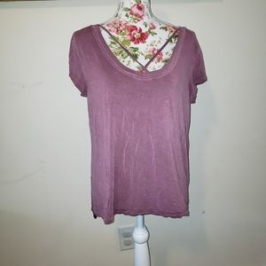 Soft and sexy tee. Size L